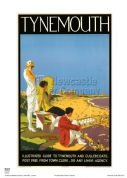 Tynemouth - Railway & Travel Poster